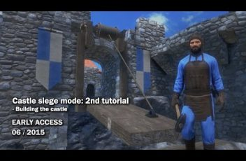 Medieval-Engineers-Castle-siege-mode-Bulding-castles-tutorial