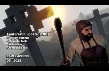 Medieval-Engineers-Update-02.007-Daylight-settings-Character-tools-AI-modding-tool