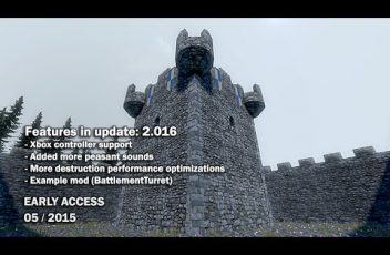 Medieval-Engineers-Update-02.016-Xbox-controller-support