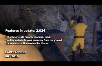 Medieval-Engineers-Update-02.024-Character-stats-health-stamina-food