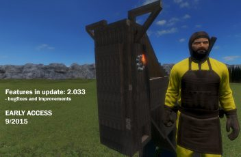 Medieval-Engineers-Update-02.033-Bugfixes-Improvements