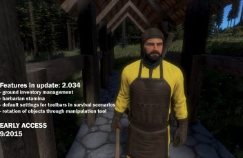 Medieval-Engineers-Update-02.034-Ground-inventory-management-Barbarian-stamina