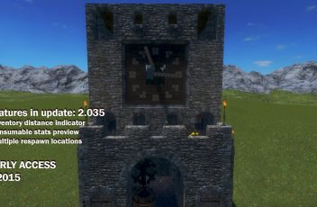 Medieval-Engineers-Update-02.035-Bugfixes-Inventory-distance-indicator
