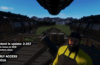 Medieval-Engineers-Update-02.057-Item-icons-on-HUD-Inventory-sizes