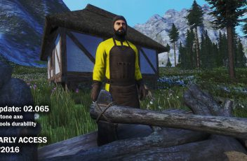 Medieval-Engineers-Update-02.065-Tools-durability-Stone-Axe