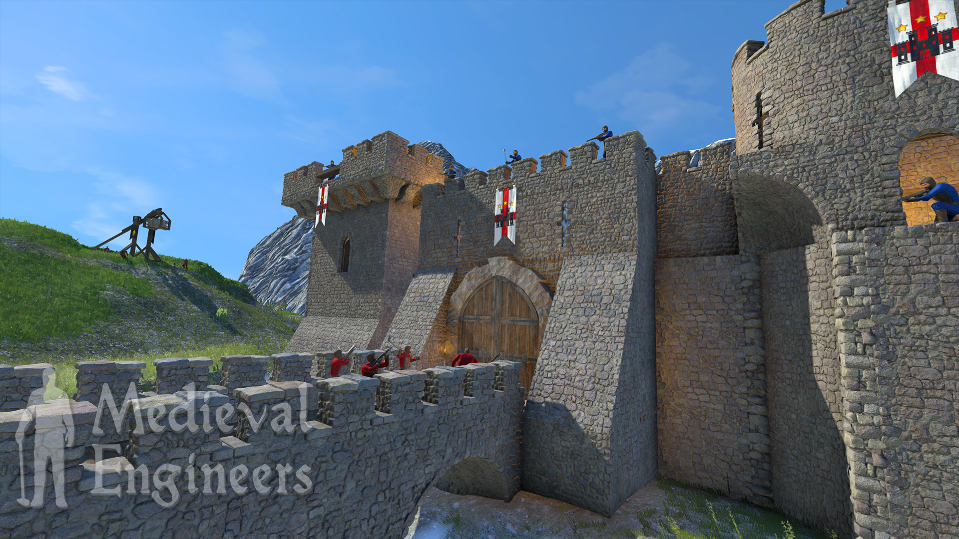 FEATURES – Medieval Engineers