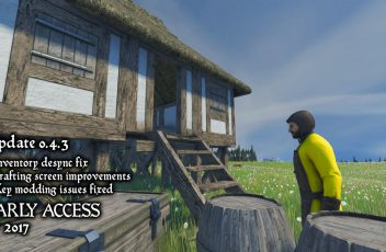 Medieval-Engineers-Update-0.4.3-Bugfixes-and-Improvements