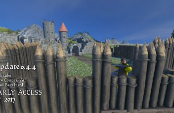 Medieval-Engineers-Update-0.4.4-Palisades