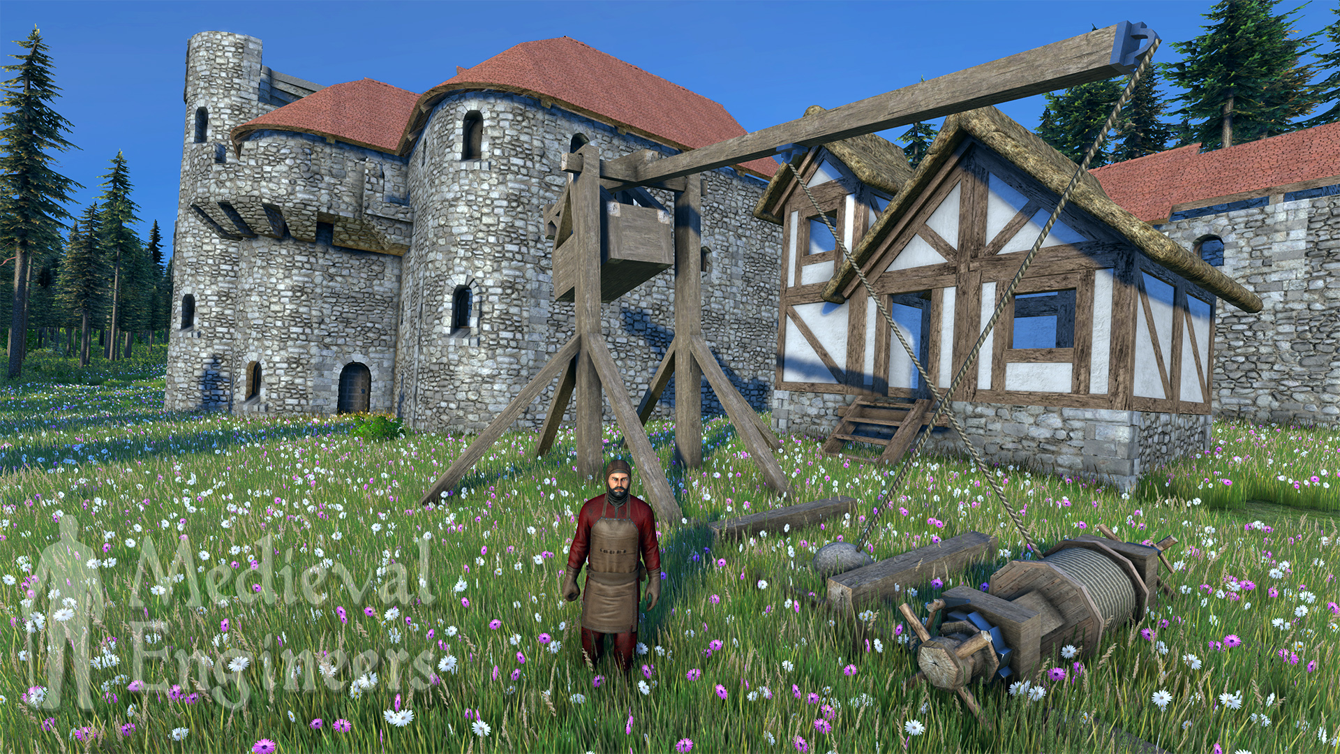 Features Medieval Engineers