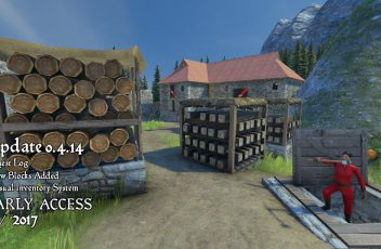 Medieval-Engineers-Update-0.4.14-Taking-Stock
