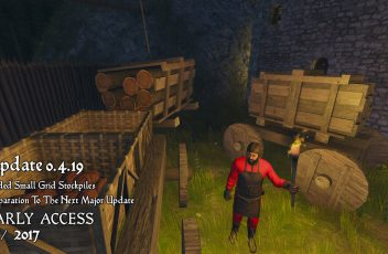 Medieval-Engineers-Update-0.4.19-Every-Day-Im-Shoveling