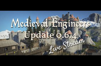 Medieval-Engineers-Update-0.6.4-Release-Stream